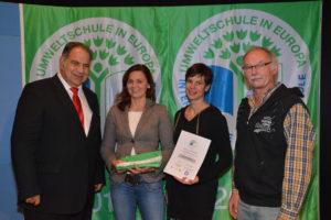 Umweltschule 2014